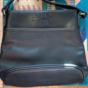 Black Esprit - crossbody bag